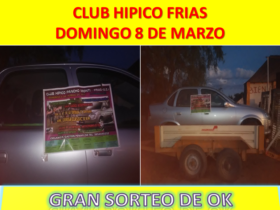 CLUB HÍPICO FRIAS