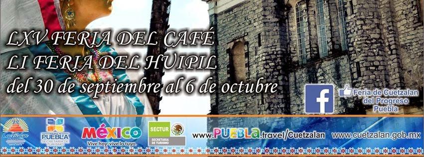 feria del café, feria del hupil feria cuetzalán 2014