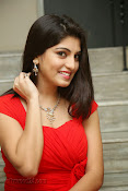 Priyadarshini Glam Pics in Red at Dillunnodu audio-thumbnail-16