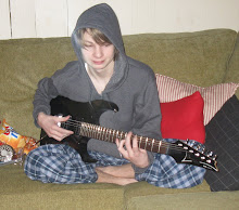 The long anticipated guitar
