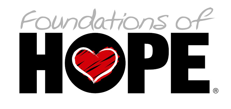 Foundations of Hope, a ministry of Aaron and Brandi Riddle