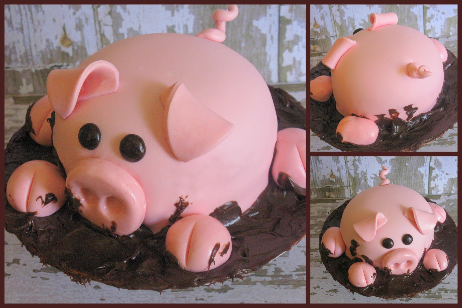 Pin Pig Cake I Gotta Try That Cake on Pinterest