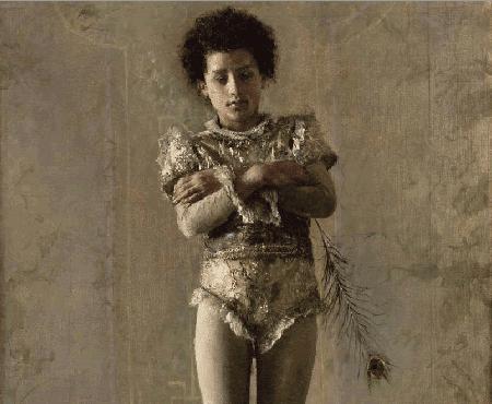 Brush fires the best paintings i ve ever seen antonio mancini