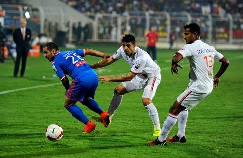 Goa vs Pune City FC - Hero ISL