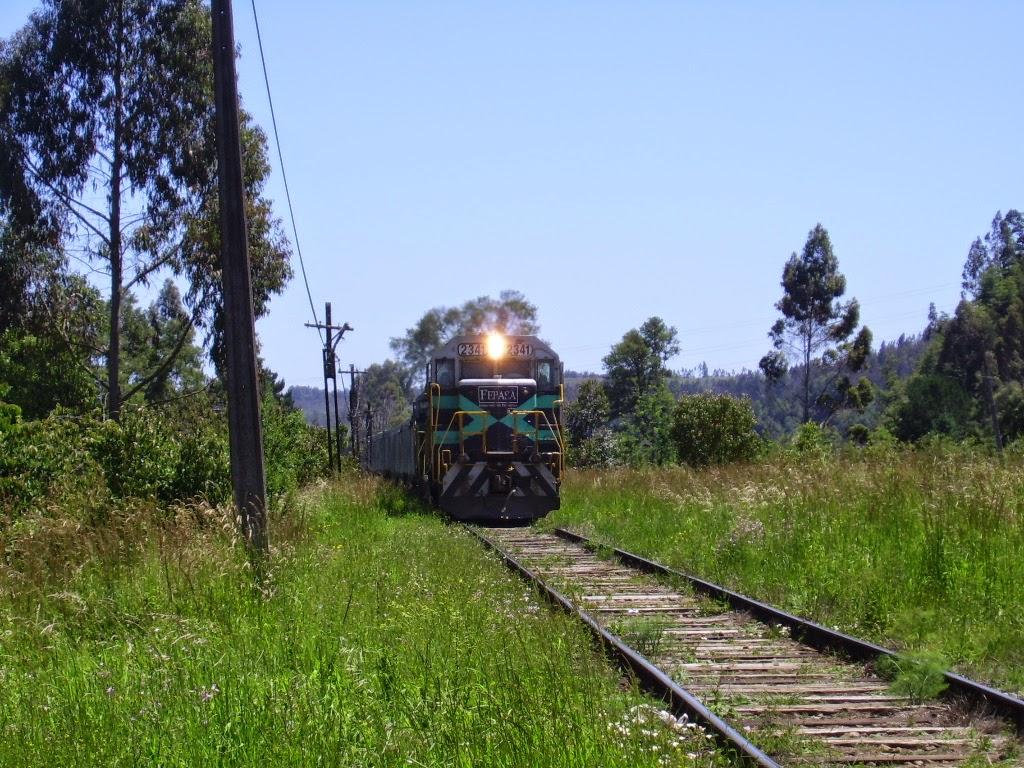 Algo sobre Trenes