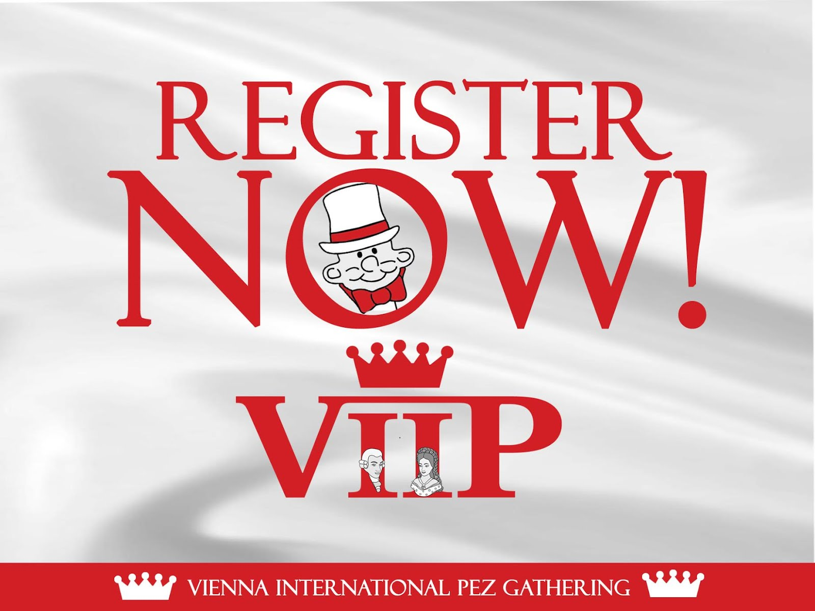 VIP Vienna International PEZ Gathering