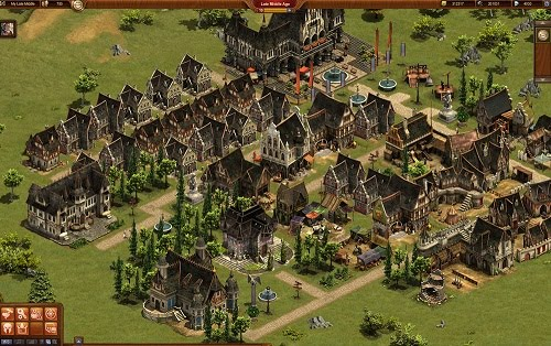 Forge of Empires Browser game PC