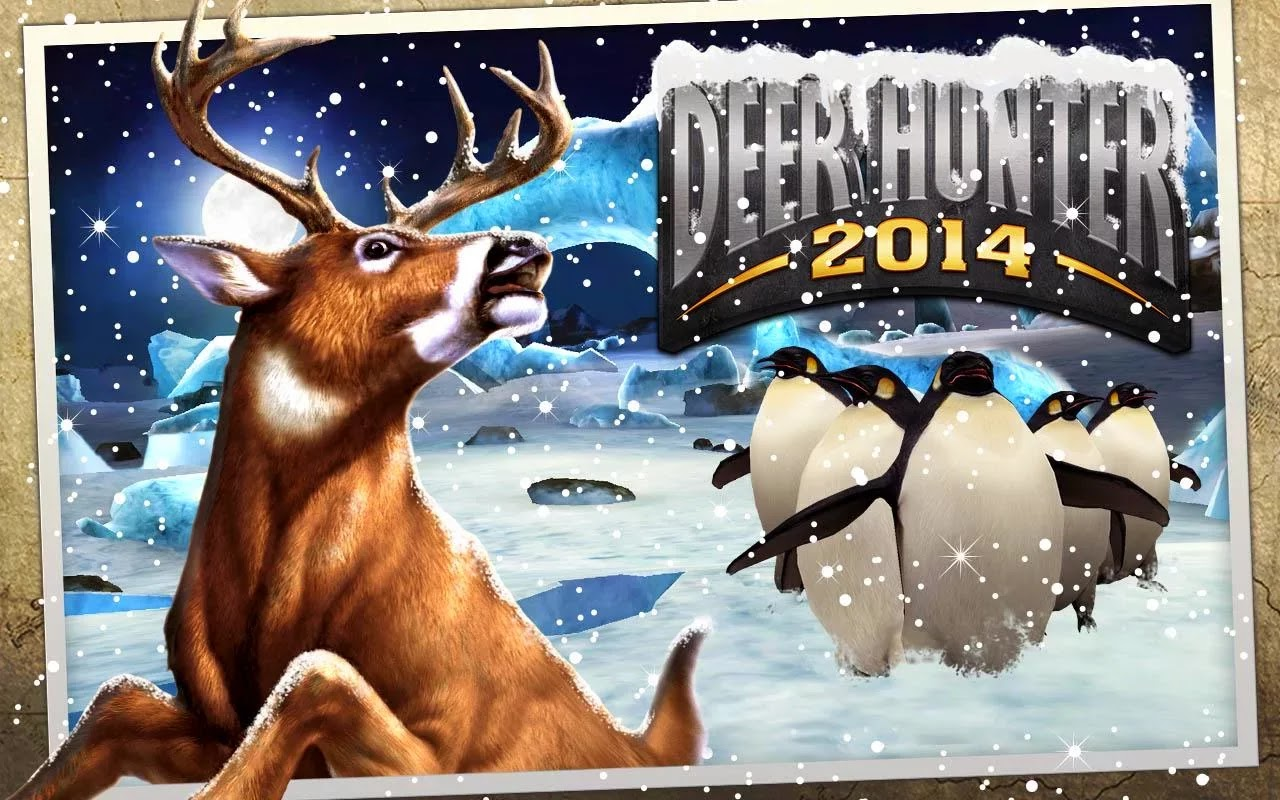 DEER HUNTER 2014 v2.8.1 Mod [Unlimited Money & Glu]