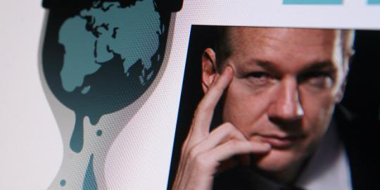 Julian Assange: Wikileaks bakal hebohkan dunia tahun depan