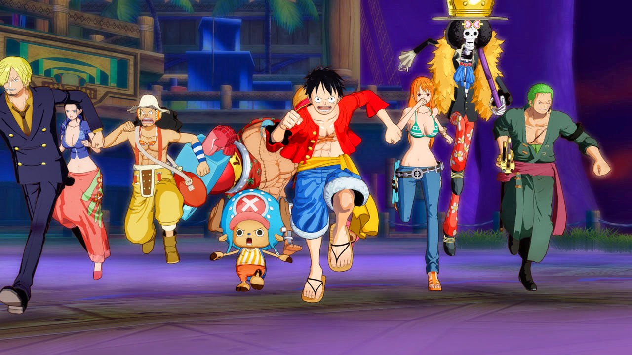 One Piece Unlimited World Red PlayStation Vita Physical Release