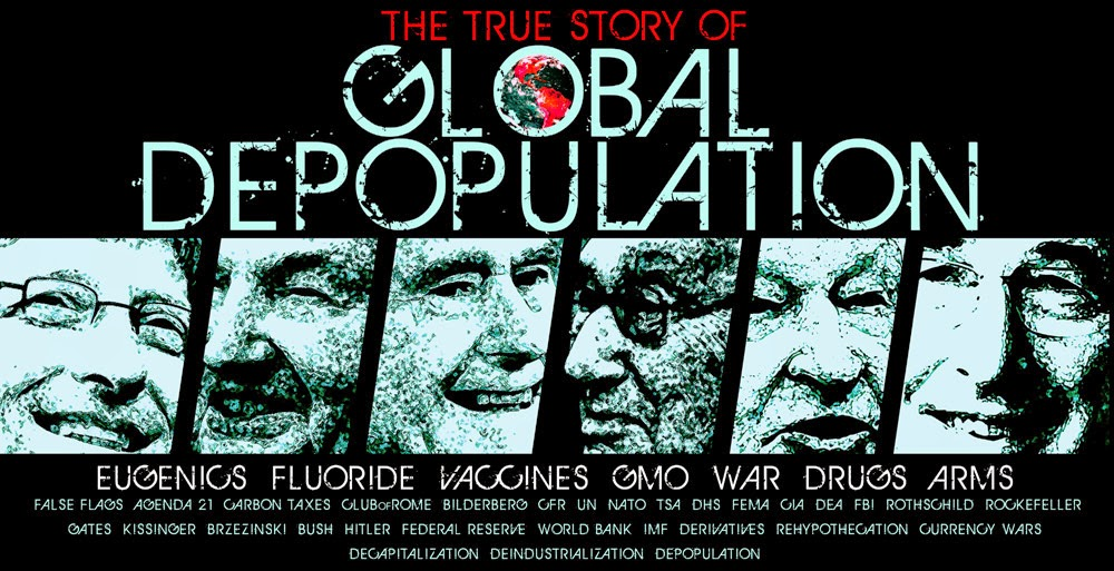 The Depopulation Agenda is Threatening the Very Existence of Our Species