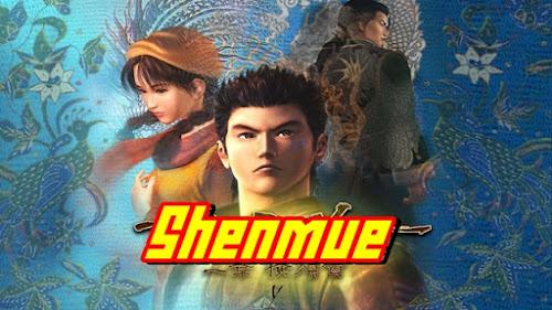 Shenmue | um jogo a frente de seu tempo