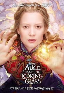 Alicia a través del espejo desvela tráiler y carteles 5