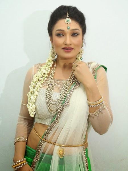 Ramya Sri Latest Photos at O Malli Audio Launch Event