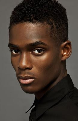 afro black homme coupe cheveux été