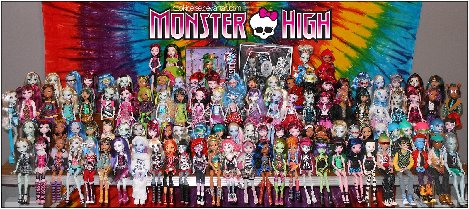 Monsterhigh505 collection de poup e - Toutes les monster high ...