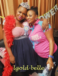 taiwo aromokun baby shower