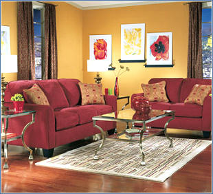 Sofas And Loveseats For Sale From Ashley Furniture Industries