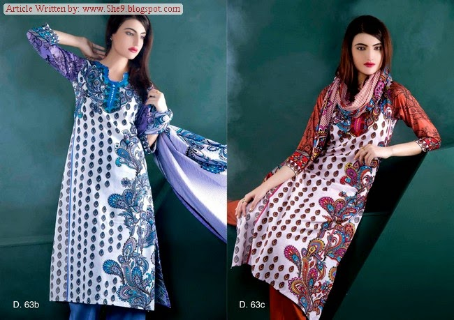 Sitara Winter Collection 2014