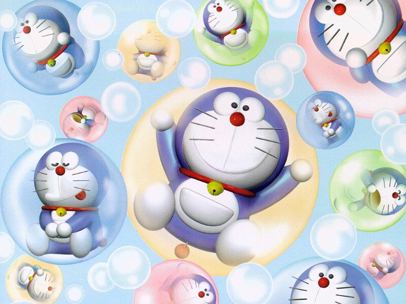Wallpaper Android Iphone Wallpaper Doraemon Hd Keren