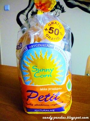 Wafle zbożowo-ryżowe - Planet Food (BIEDRONKA)