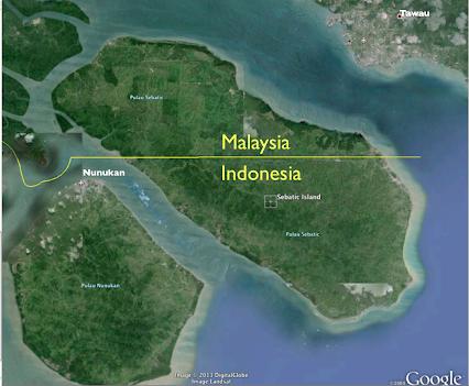 Perbatasan Malaysia-Indonesia