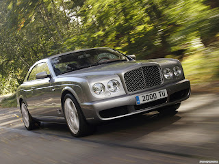 Bentley Brooklands Coupe Wallpaper
