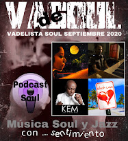 VADELISTA SOUL SEPTIEMBRE 2020  PODCAST Nº 109