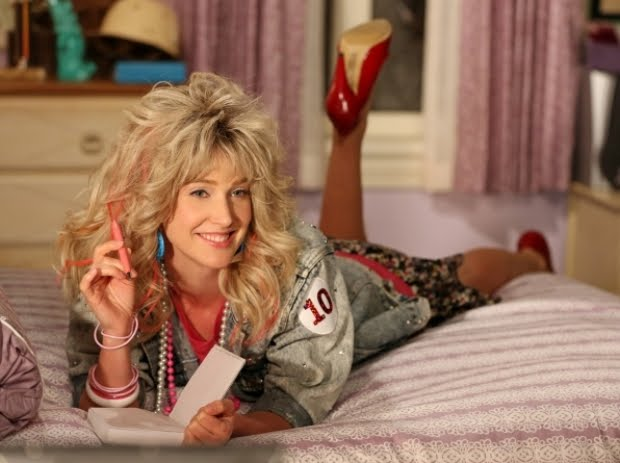 How I met your mother : Jason Priesley rend visite à Robin Sparkles