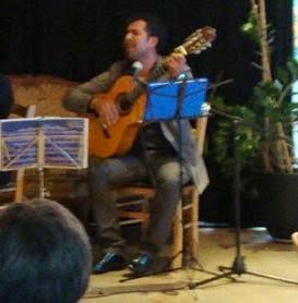 GUSTAVO CHURRARIN, cantautor
