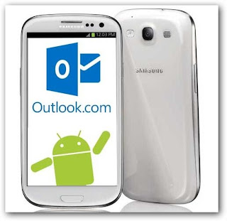 Outlook en tu Android