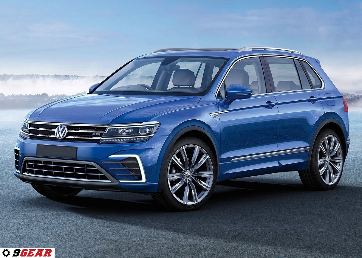 vw reveals tiguan gte plug in hybrid car reviews new car pictures for 2018 2019. Black Bedroom Furniture Sets. Home Design Ideas