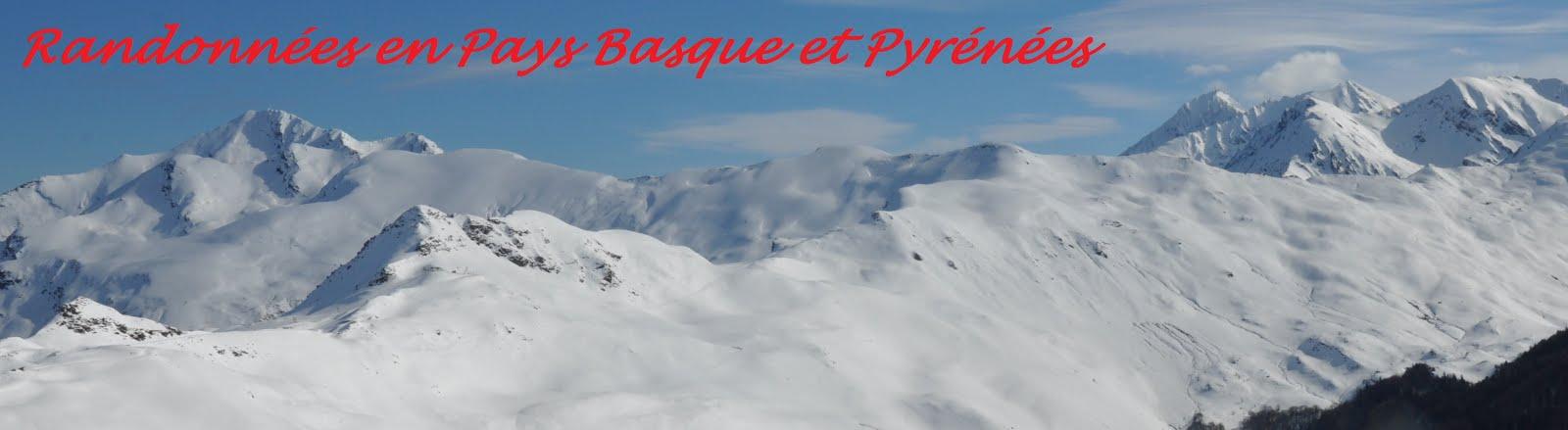 Randonnées et paysages en Pays Basque