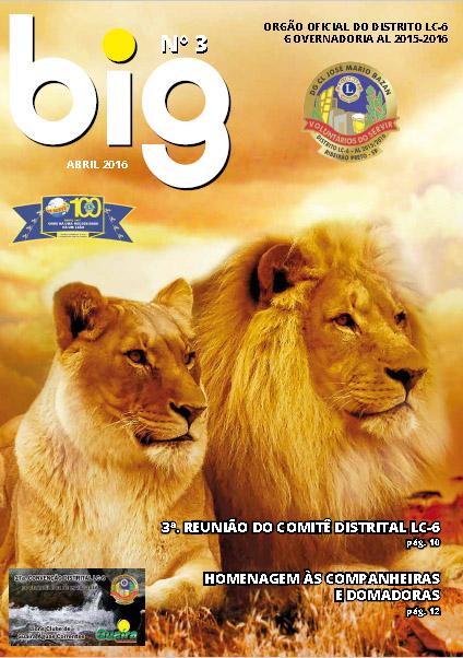 BIG LC-6 - CONVENÇÃO 2015/2016