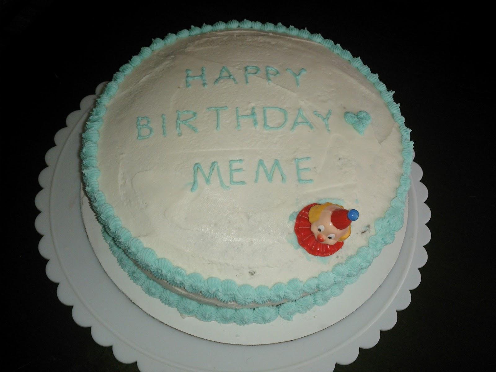 Creepy happy birthday meme says happy 37th birthday