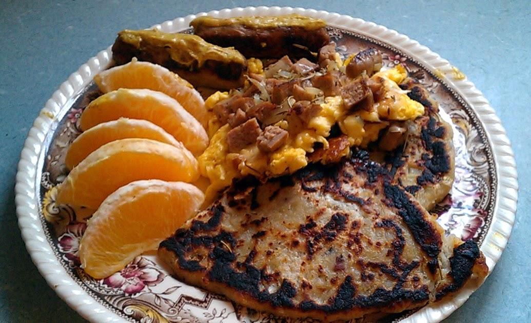 Kissing the Cook: Irish Potato Farls Breakfast
