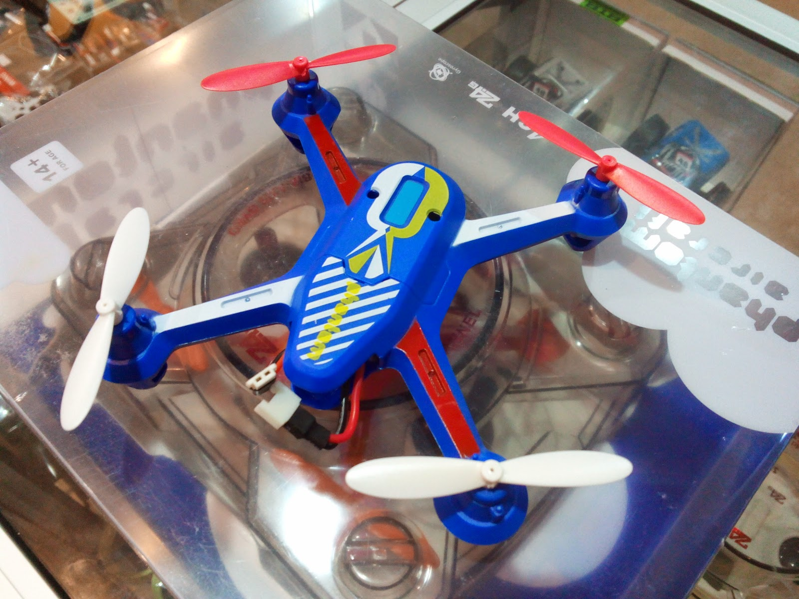 MINI PHANTOM QUADCOPTER