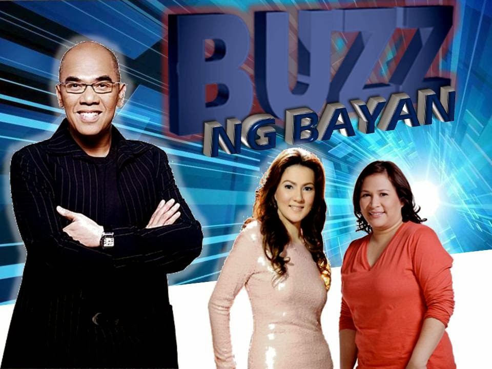 THE BUZZ NG BAYAN - JAN. 19, 2014
