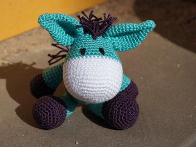 Crochet & Knitting Stitch: Juli 2012