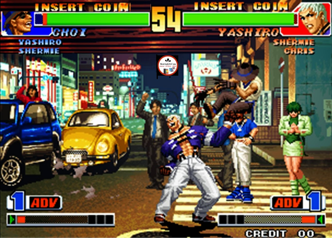 THE KING OF FIGHTERS '98 v1.0.APK DATA