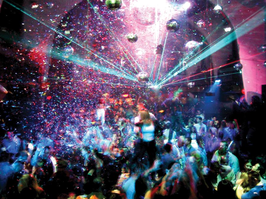 South Beach Miami Party Life