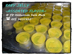 Baby Jelly (assorted flavor)