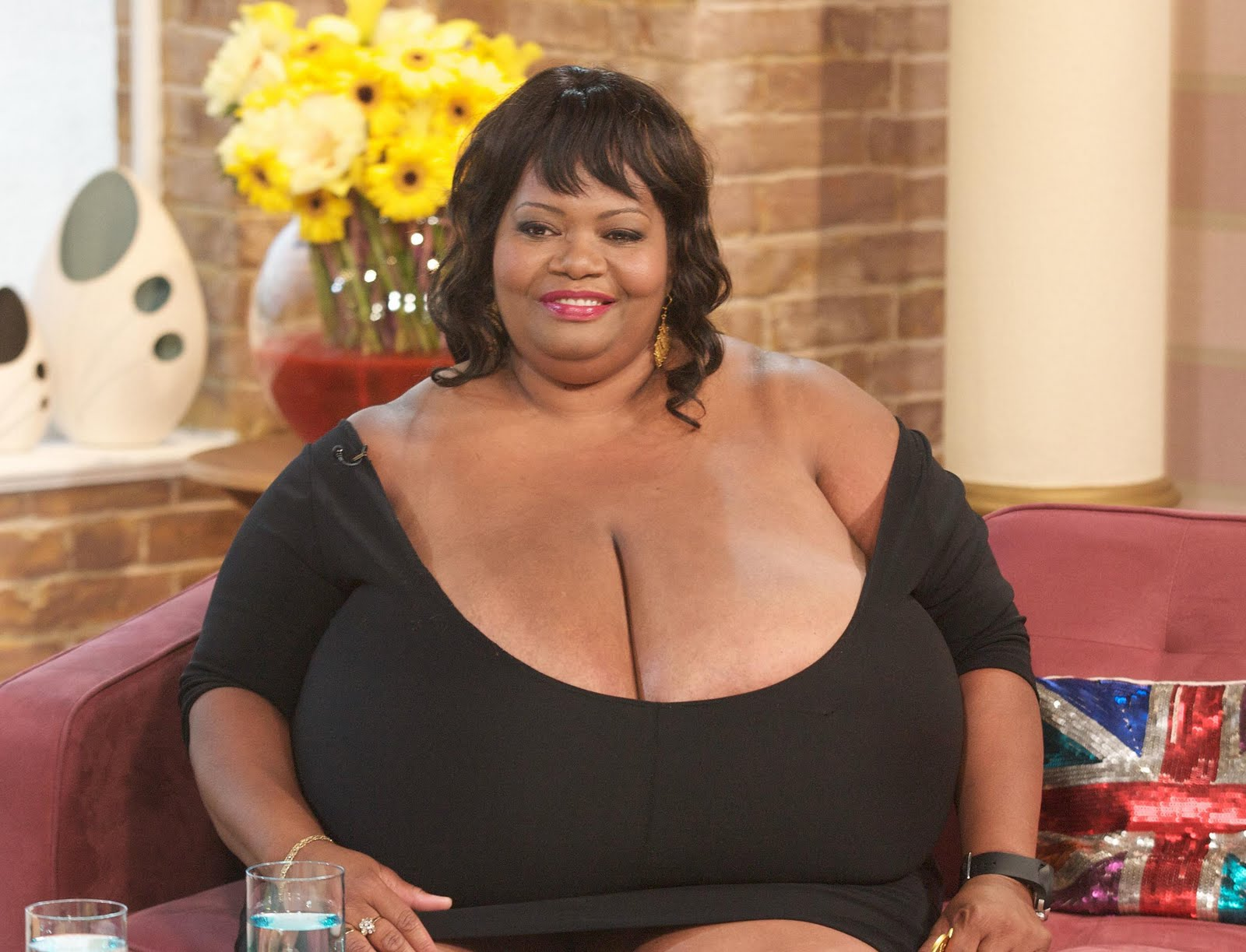 World'S Largest Natural Breasts 103