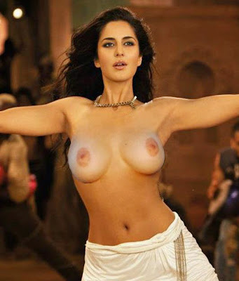 Katrina Kaif Nude Boobs Pictures(Fake) indianudesi.com