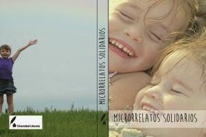 Colaboración en el libro MICRORRELATOS SOLIDARIOS