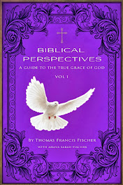 Available on Amazon <br> &#39;BIBLICAL PERSPECTIVES&#39; <br> The True Grace of God Vol. 1<br>