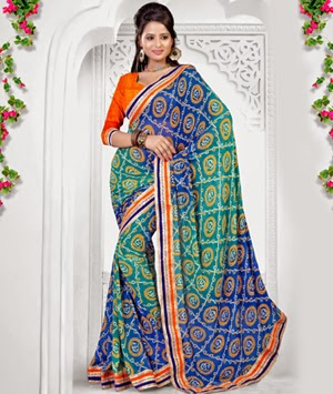 Designer sari suppliers