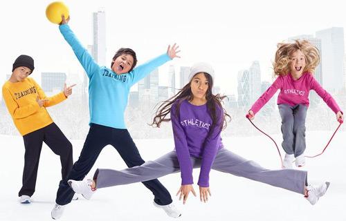 chandals niños y niñas Domyos Warm'y Decathlon