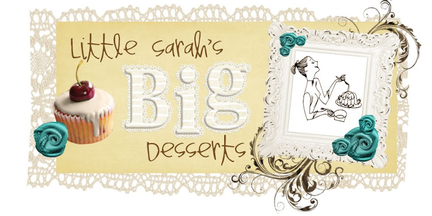 Little Sarah's Big Desserts