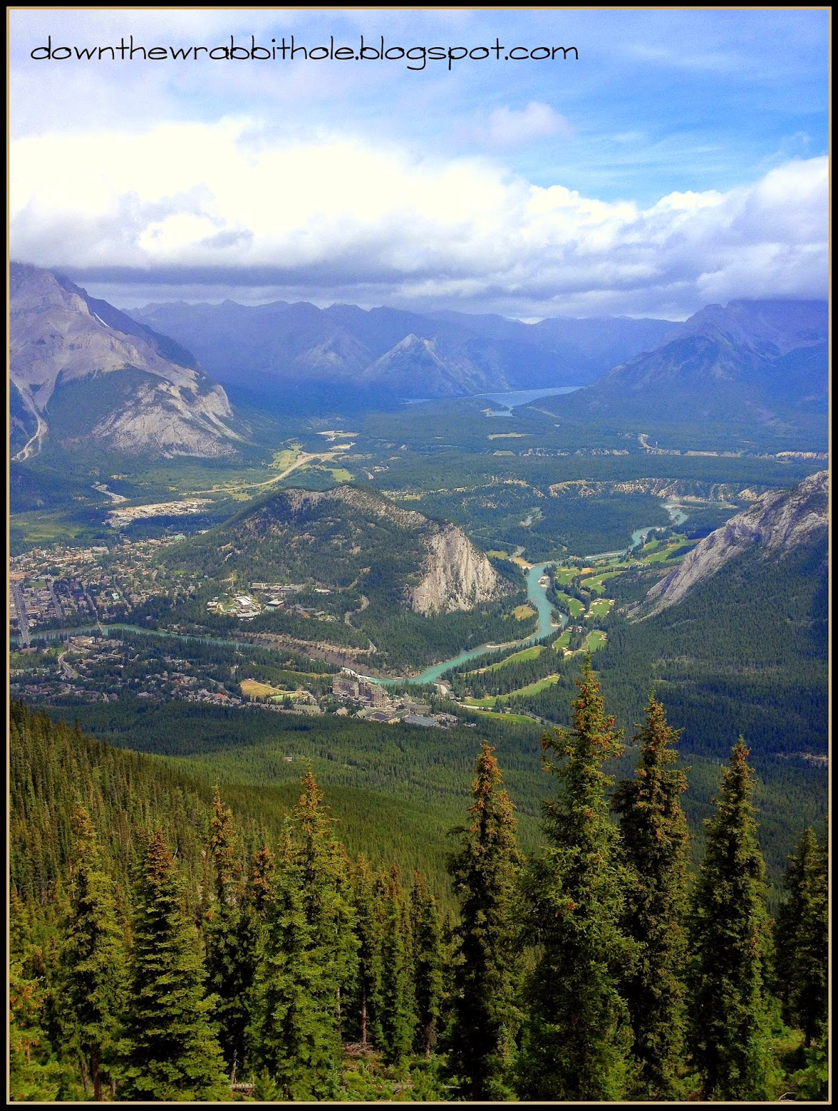 Banff gondola, Rocky Mountains Alberta, things to do in Alberta